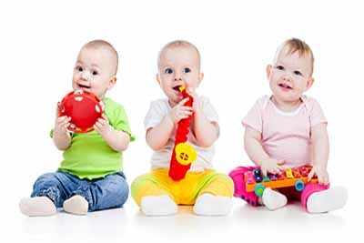 Dublin Ohio toddler care